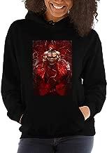 Baki The King Yujiro Hanma 8 Women's Hoodie|Sweatshirt