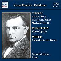 Chopin/Rubinstein/Weber