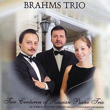 Brahms Trio: Thaikovsky & Pabst