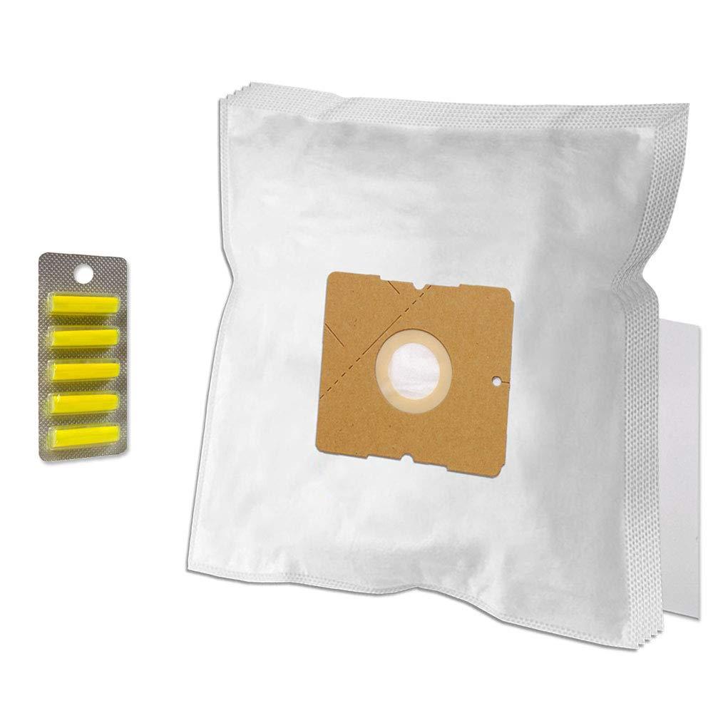 Set - Ambientadores + Filtro + 5 Bolsas de aspiradora para UFESA ...