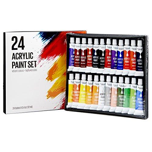 Artlicious Student Grade Acrylic Paint Sets 24 Buy Online In Turkey At Turkey Desertcart Com Productid 42749006
