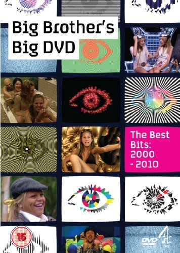 Big Brother's Big DVD The Best Bits: 2000-2010 by Marcus Bentley