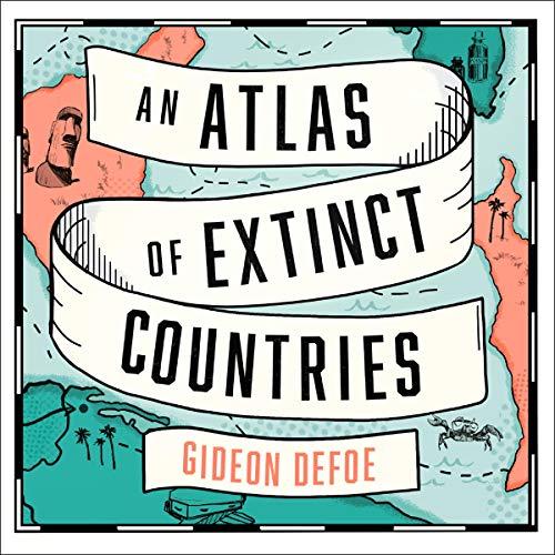 An Atlas of Extinct Countries cover art
