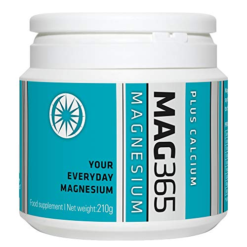 Mag365 210 g Magnesium Plus Calcium Supplement