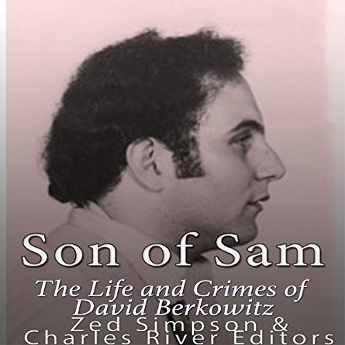 Son of Sam audiobook cover art