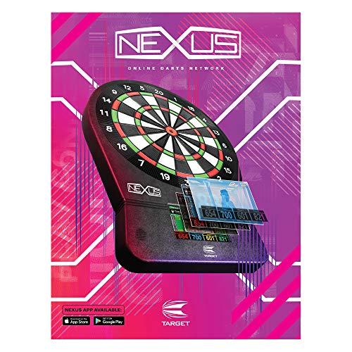 Target Darts Nexus Dartboard mit Online-Funktionen - 4