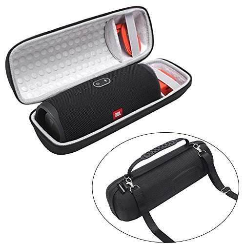 Zaracle Portable Carrying Case Protect Pouch Cover Storage Bag Travelling Case for JBL Charge 4 / JBL Pulse 4 Waterproof Bluetooth Speaker