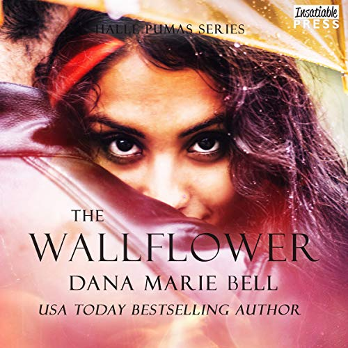 The Wallflower audiobook cover art