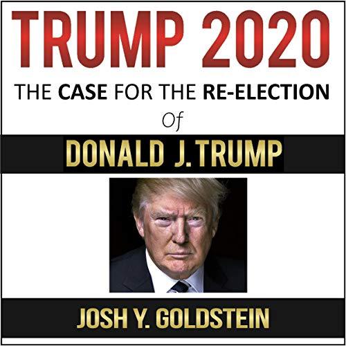 Trump 2020  By  cover art
