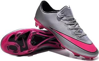 Serderst Shoes Generic Mens Football Soccer Boots Mercurial Vapor X FG