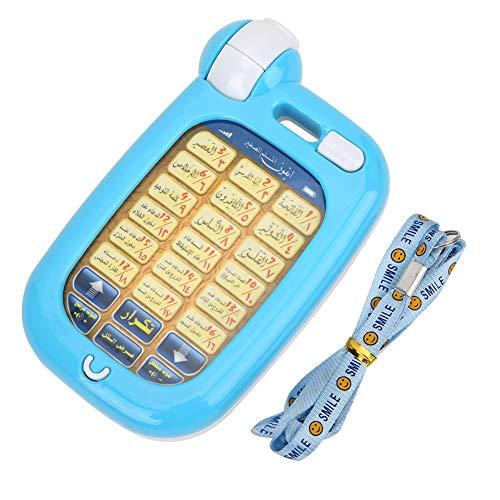 Zerodis Arabisch Telefon Spielzeug frühe pädagogische Telefon Spielzeug Arabisch 18 Kapitel Al Quran islamischen Telefon Spielzeug Kinder Jungen und Mädchen(Arabisch)
