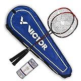 VICTOR Ultramate 6 Badmintonschläger für Einsteiger aus Carbon