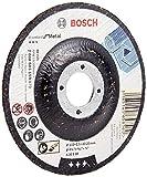Bosch 2 608 603 159 - Disco de corte acodado Standard for Metal - A 30 S BF, 115 mm, 22,23 mm, 2,5 mm (pack de 1)
