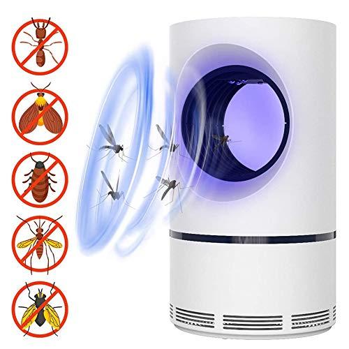 Electric Mosquito Killer UV LED Insect Trap Mosquito Lamp Insect Fly Mosquito Lamp, Safe Energy Saving Comfortabel, Rustig, Gezonde Voor Binnen- En Buitengebruik Insectenverdelger