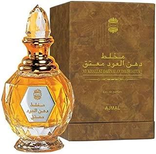 Ajmal Mukhallat Dahn Al Oudh Moattaq for Men and Woman (Unisex) EDP - Eau De Parfum 60ML (2.0 oz)