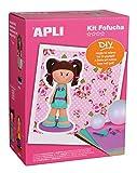 Aplil Paper Ref. 13845 Kit Fofucha Niña