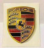 Porsche Stemma di Stoccarda nella Tradizione del Design Originale...