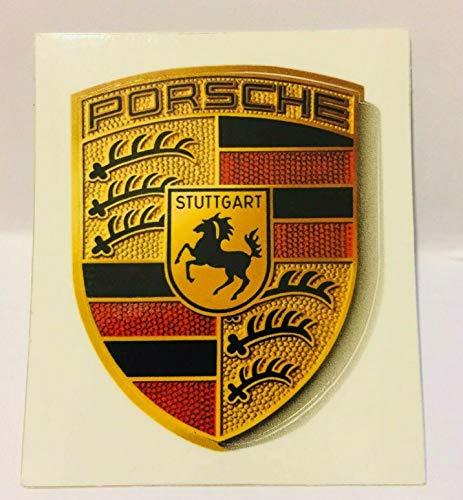 Porsche Stemma di Stoccarda nella Tradizione del Design Originale WAP013002