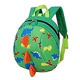 Children Harness Dinasour Rucksack with Anti-loss Rope, Anti-packet Loss Backpack, Toddler Kids Rucksack