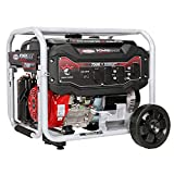 SIMPSON Cleaning SPG7593E Portable Gas Generator with Electric Start...