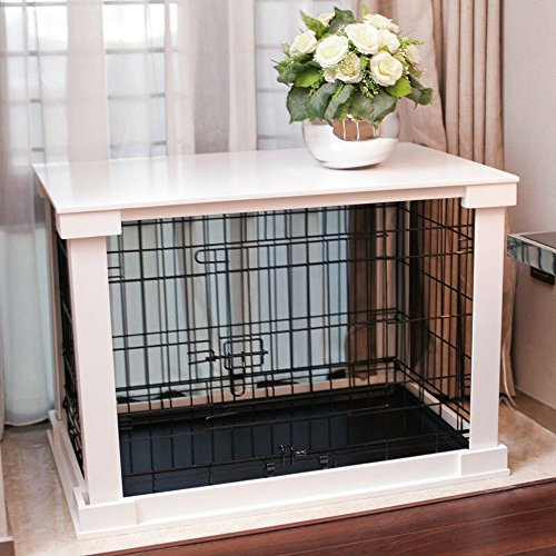 Merry Products End Table Pet Crate