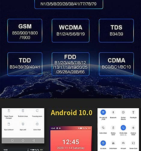 Dolan Aloha_5G Android 10.0 Quad Rear Camera System 5G Global Netcom Industrial Intrinsically Safe 5G Smartphone