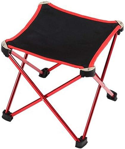 XBZDY Chaise Pliante Extérieure, Chaise De Pêche Pliante Portative, Train, Petit Cheval, Chaise D'esquisse