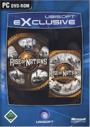 Rise of Nations - Gold (DVD-ROM) [UbiSoft eXclusive]