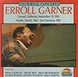 Immortal concerts (Carmel, California, 1955, Seattle, 1963, San Francisco, 1969) - Erroll Garner