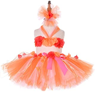 orange tutu costume ideas