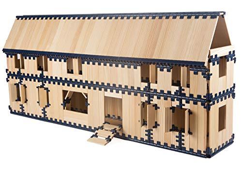 Kapla 8041 TomTecT Konstruktionsbaukasten 1000-teilig - 5