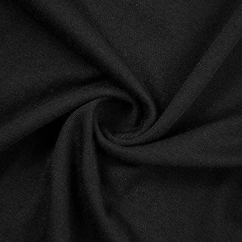 Bruja Negra gótica Vestido de Cosplay Medieval Vintage Tallas Grandes Disfraces de Halloween para Mujeres Vestido a Media Pierna con Cuello en V y Manga de murciélago Delgado Sexy Vendaje Ajustado