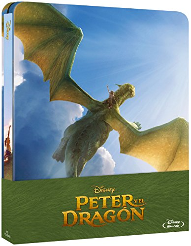 Peter Y El Dragón - Edición Metálica [Blu-ray]