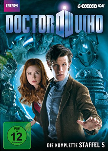 Doctor Who - Staffel 5 (6 DVDs)