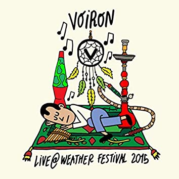 Live @ Weather 2015