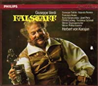 Falstaff : Guiseppe Verdi : (recorded Wien 5/1980) by Verdi