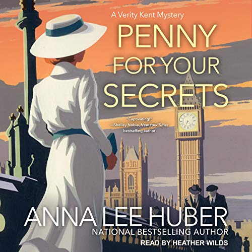 Penny for Your Secrets Audiobook By Anna Lee Huber cover art