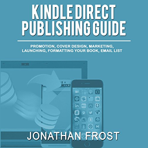 Kindle Direct Publishing Guide audiobook cover art