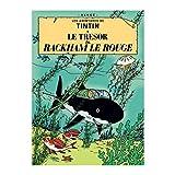 Poster Moulinsart Tintin Album: Red Rackham's Treasure