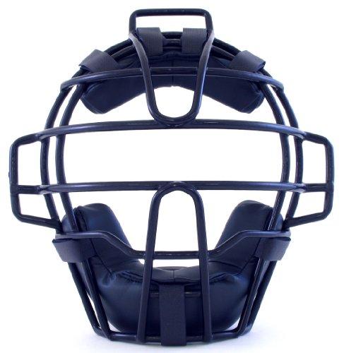 サクライ貿易(SAKURAI) Promark(プロマーク) 野球 ソフトボール キャッチャー マスク 少年用 ネイビー PM-100NV