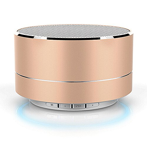 A10 - Mini altavoz inalámbrico Bluetooth para iPhone, iPod, iPad, Samsung
