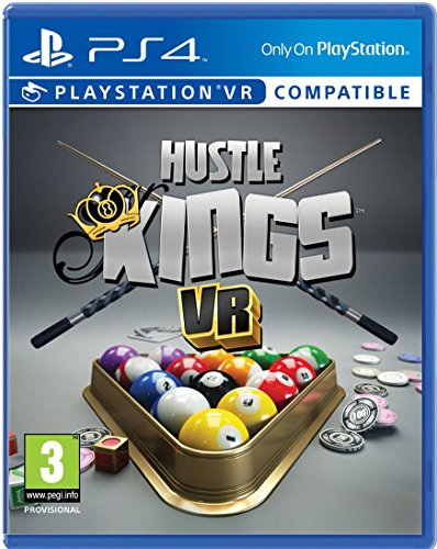 Sony Hustle Kings VR, PS4 Basic PlayStation 4 ESP videogioco