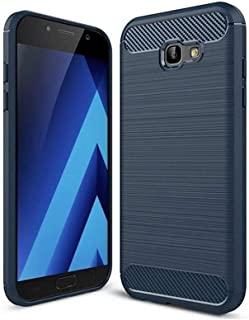 Samsung Galaxy A5 2017 Carbon Fiber Case Blue
