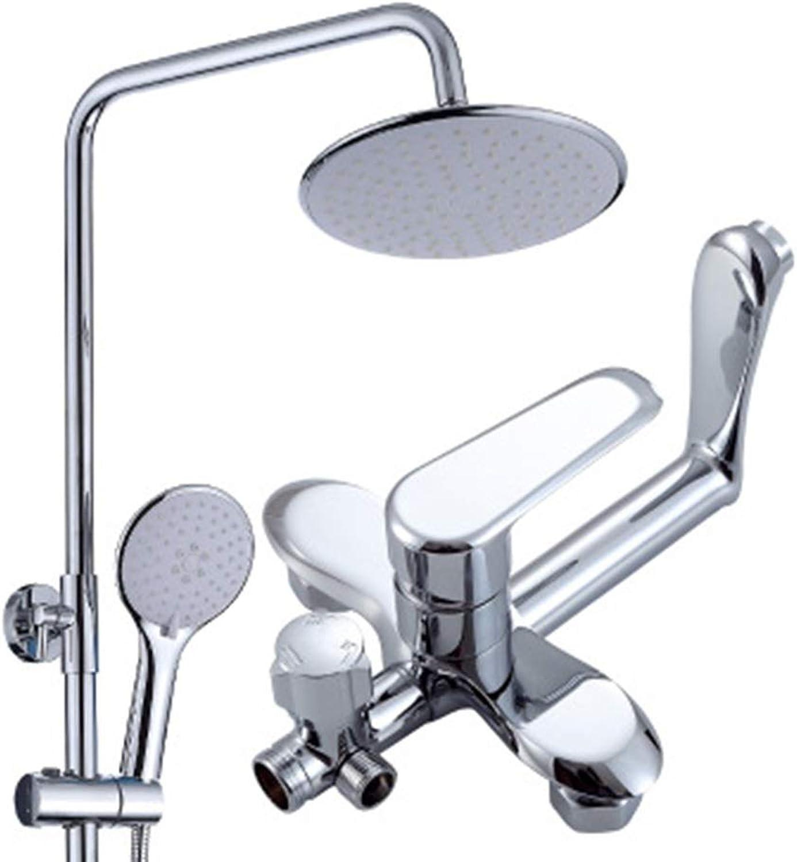 Dusch Set, DREI Wasserauslsse, Frei Einstellbar, Silikonauslauf, Schnellreinigung