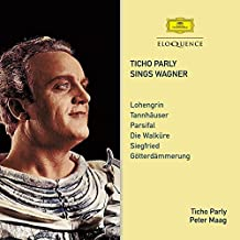 TICHO PARLY SINGS WAGNER - TICHO PARLY