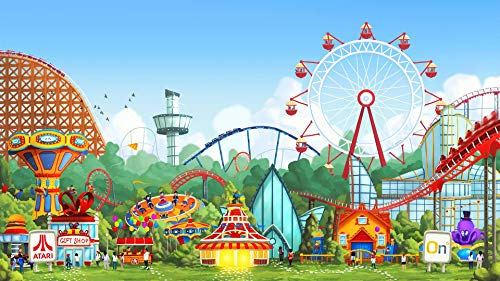 『RollerCoaster Tycoon® 4 Mobile™』のトップ画像