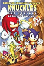 Sonic the Hedgehog Presents Knuckles the Echidna Archives, Vol. 3 (Knuckles Archives)
