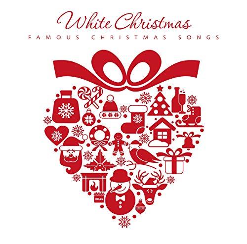 White Christmas Famous Christmas Songs (White Vinyl)