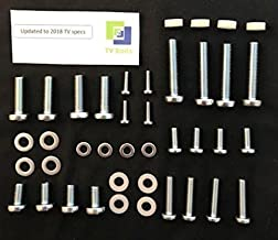 TV mounting bolts / screws and washers for Samsung TV