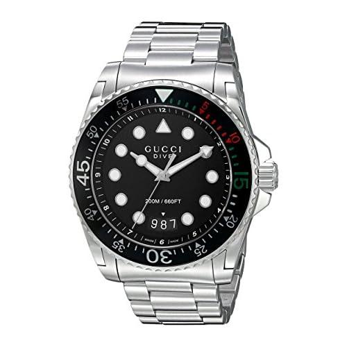 Gucci Dive YA136208, Orologio da polso
